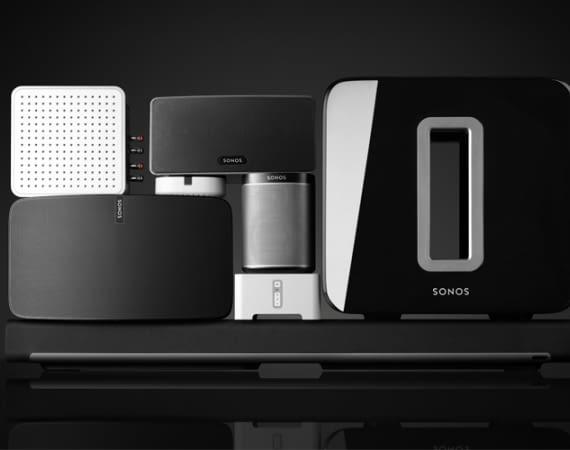 Das Sonos Multiroom-System im Überblick