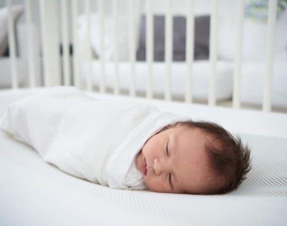 Unterstützung beim Schlaftraining und Einschlafen: Die wiegende Matratze LullaMe