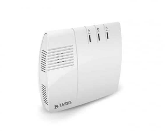 Die LUPUSEC-XT2 Plus Alarmzentrale konnte bereits in vielen Tests überzeugen