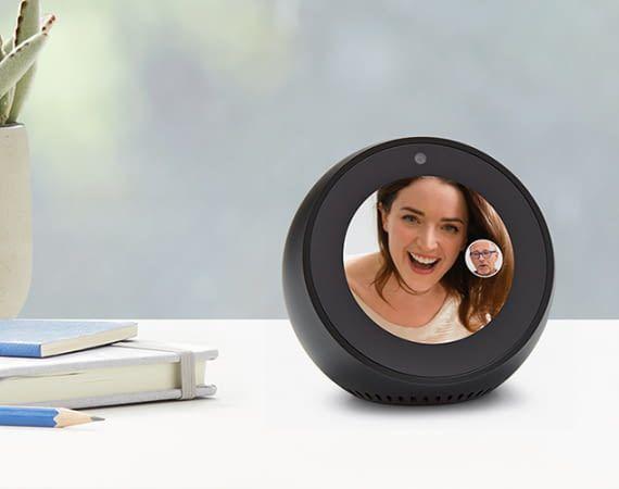Amazon Echo Spot: Wer den weißen Echo Spot vorbestellt hat muss noch etwas Geduld mitbringen