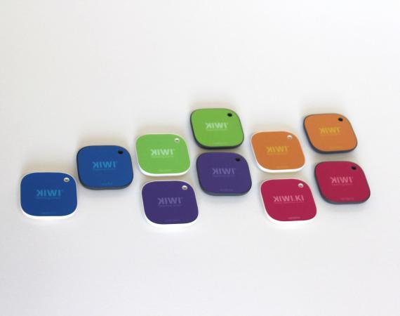 KIWI KI Transponder in verschiedenen Farben
