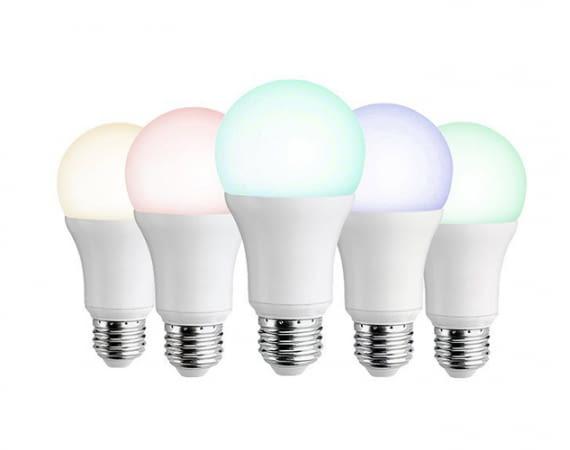 Die intelligente WLAN-Lampe LYASI beherrscht 16,5 Millionen Farben und ist Alexa-kompatibel