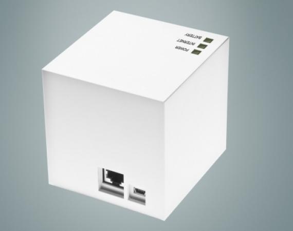 MAX! Cube LAN-Gateway - Schnittstelle zwischen MAX!-Heizungssteuerung und dem Computer-Netzwerk