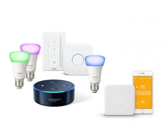 Amazon hat auch für Smart Home Einsteiger Deals im Angebot