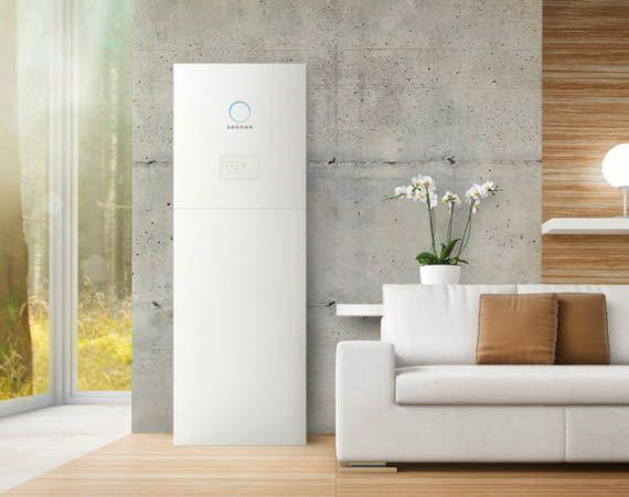 Die sonnenBatterie ist der intelligente Stromspeicher für erneuerbare Energie im autarken Haushalt