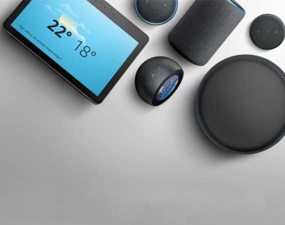 Die Auswahl an Alexa-fähigen Echo-Lautsprechern nimmt jedes Jahr zu