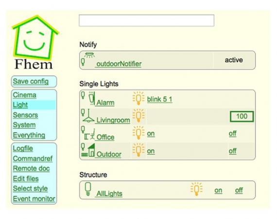 Fhem Desktop @fhem.de
