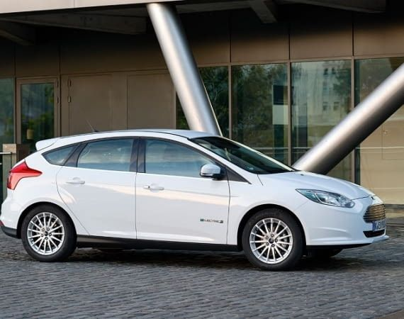 Ford Focus Electric 2017 - Elektroauto