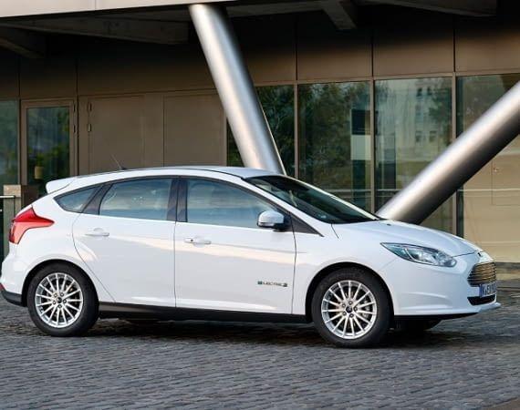 Ford Focus Electric 2017 - Elektroauto