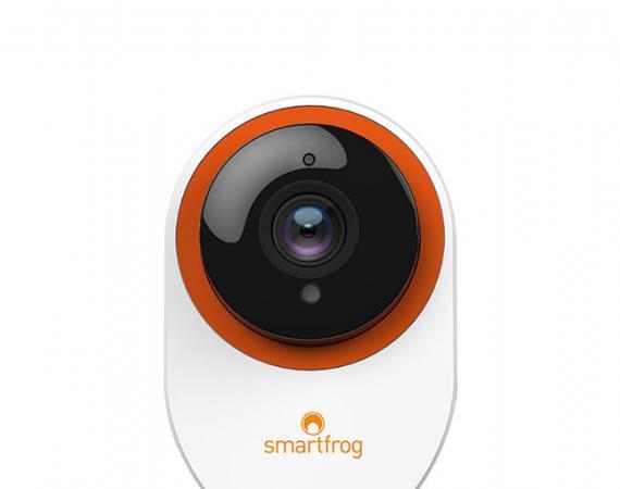 smartfrog Kameraüberwachung inklusive App für das Smart Home