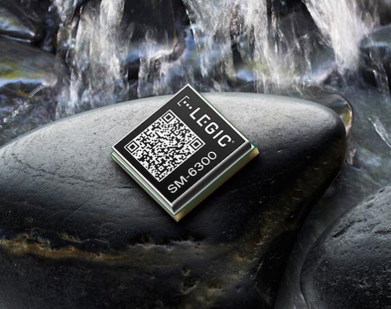 LEGIC SM-6300 - Sicherheit für Ihre IoT-Geräte