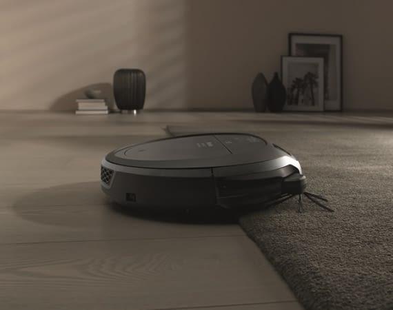 Saugroboter-Innovation Scout RX2 von Miele schickt Beweisbilder