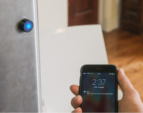 Dot : The Physical Push Notification - Steuerung des Smart Home