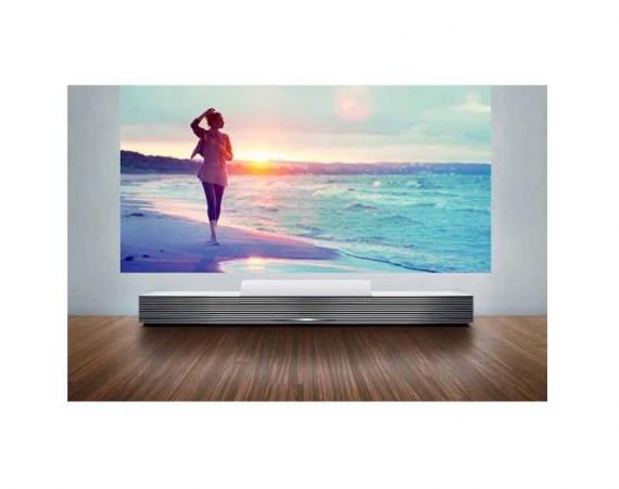 Life Space UX 4K Ultra Short Throw Projector