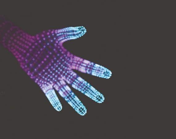 Der smarte GHOST – feel it Handschuh soll den Tastsinn wiedergeben - Fotos dazu gibt es leider noch nicht