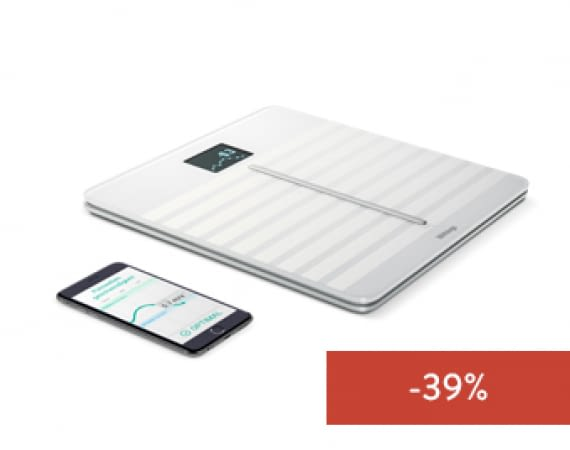 Withings Body Cardio mit 39% Rabatt kaufen