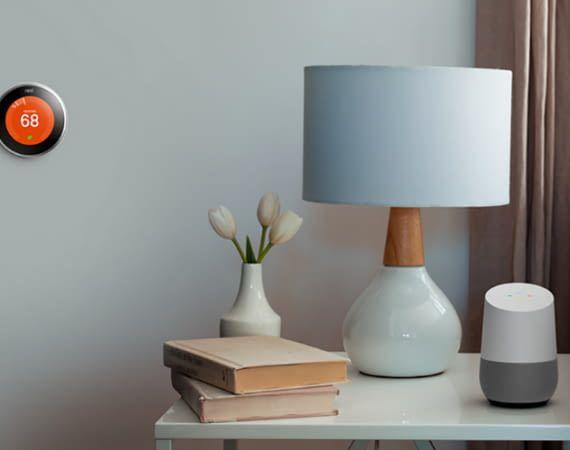 Google und Nest vereint: Zukünftig nicht nur im Wohnzimmer sondern auch bei der Entwicklung neuer Smart Home-Geräte