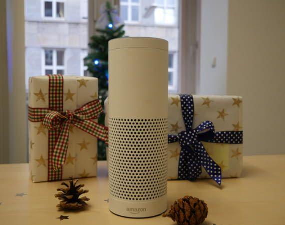 Diese 5 Sprachbefehle machen Alexa zur Weihnachtsgehilfin Nr 1