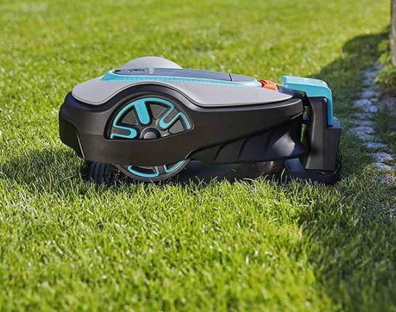 GARDENA smart SILENO life Set 1000 mäht Arbeitsflächen von bis zu 1.000 Quadratmetern