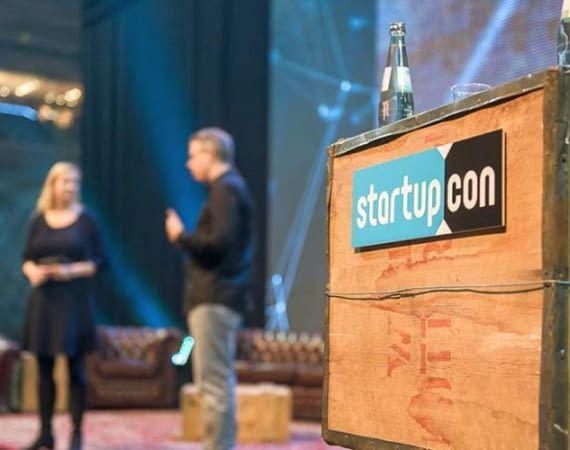 Die StartupCon findet 2018 zum fünften Mal statt.