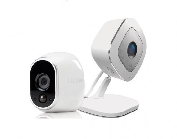 Arlo Smart Home Sicherheitskamera. HD-Überwachungskamera Arlo von Netgear