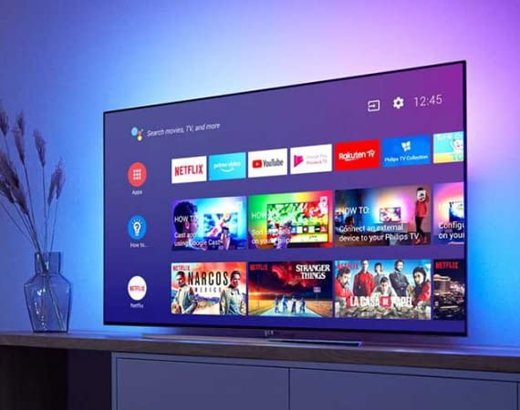 Mit einem Smart TV wird der Nutzer zum Programmdirektor