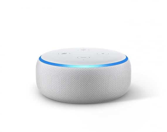 Amazon Echo Dot 3 ist größer als sein Vorgänger, bietet dafür einen besseren Lautsprecher