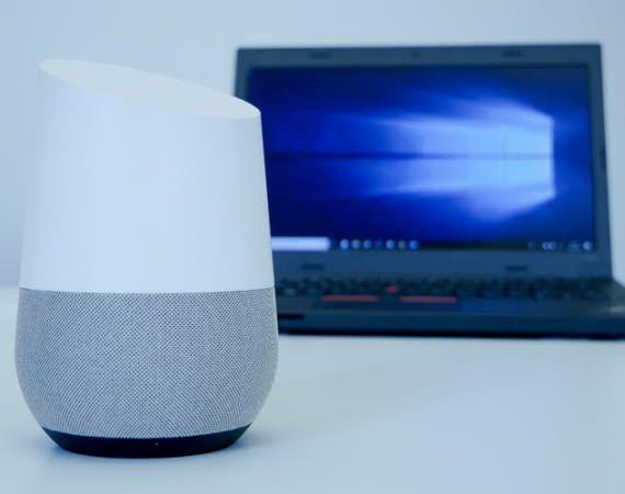 So lässt sich Google Home mit Windows nutzen