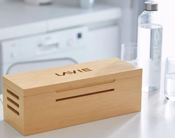 LAVIE - Mit UV-A-Licht gegen Chlor, Viren und andere Schadstoffe im Trinkwasser