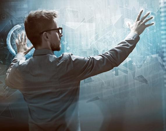 Zukunftsvision Smart Home