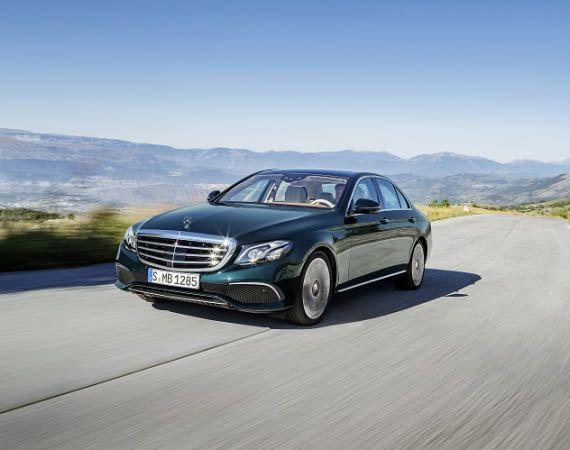 Elektroauto von Mercedes-Benz: E 350e Plug-in Hybrid
