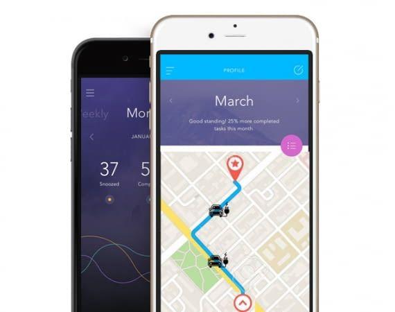 Die Make My Day-App koordiniert Fahrten und Besorgungen möglichst effizient