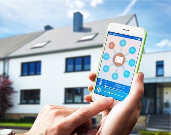 Steuerung des Smart Home