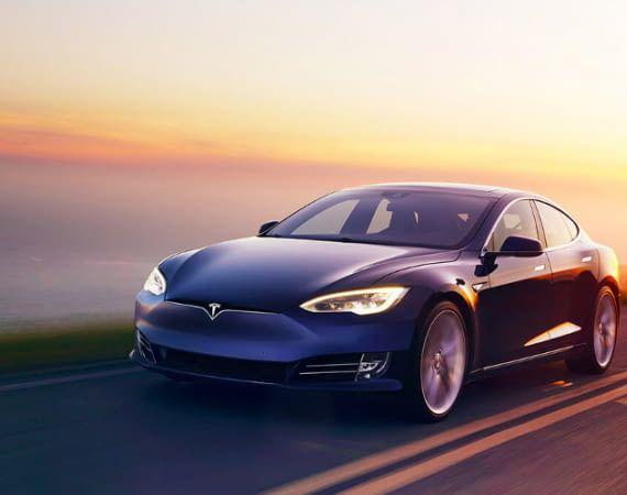 Tesla Model S - eine größere Reichweite hat kein anderes Elektroauto