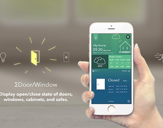 Sigma Casa Smart Home System App Steuerung @sigmacasa.com