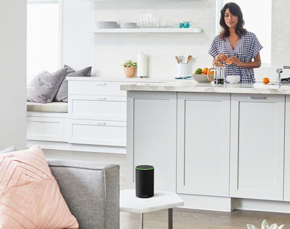 Mit Amazon Alexa ist das setzen von Timern einfach und in der Küche eine gute Hilfe