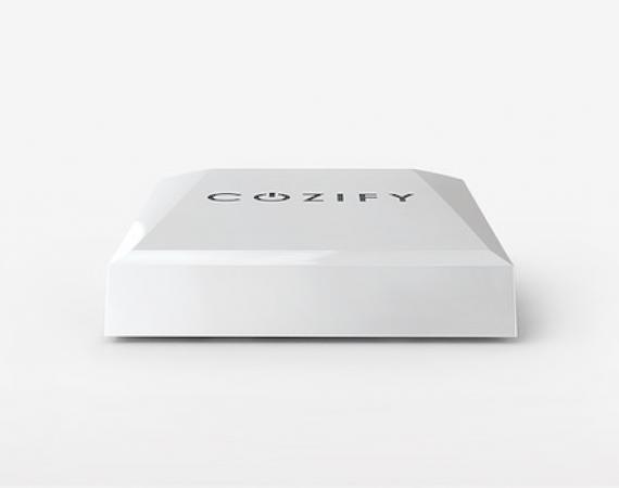 Abbildung des Cozify Hub