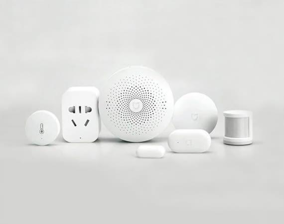 Unsere Auswahl zeigt einige der Xiaomi Mi Mijia Smart Home Komponenten