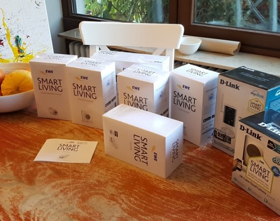 Das EWE Smart Living Hausautomationssystem im home&smart-Praxistest