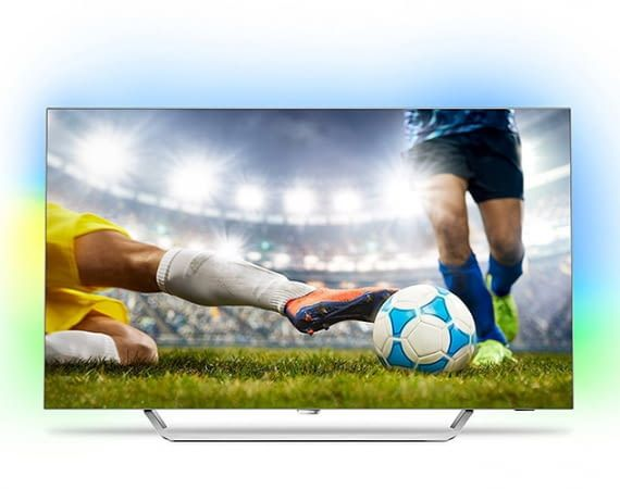 Philips OLED TV 55POS9002/12 mit Ambilight