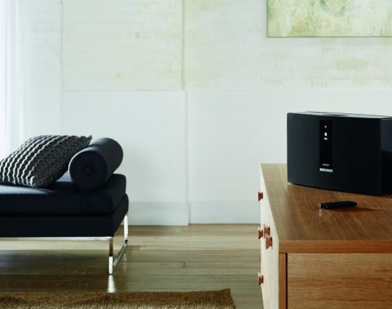 Namhafte Hersteller, darunter Bose, sind an der Verknüpfung mit Alexa-Multiroom sehr interessiert