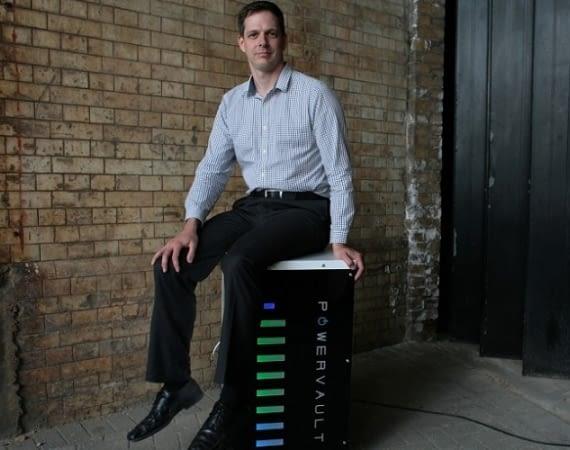 Powervault möchte die grüne Revolution durch günstige Speicher vorantreiben