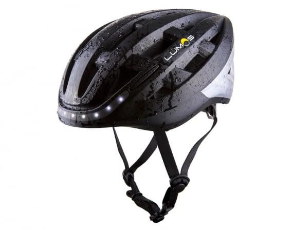Mit dem Lumos Fahrradhelm bleibt man definitiv nicht ungesehen