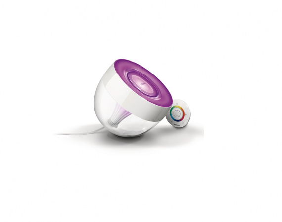 Abbildung der LED-Tischleuchte Philips Living Colors Iris