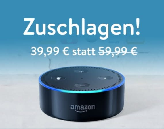 Smart Home Wochen bei Amazon