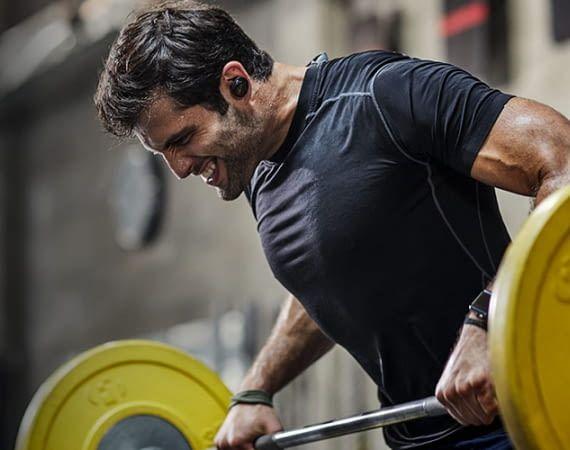 Bose In-Ear-Kopfhörer SoudSport Free kommen völlig ohne Kabel aus