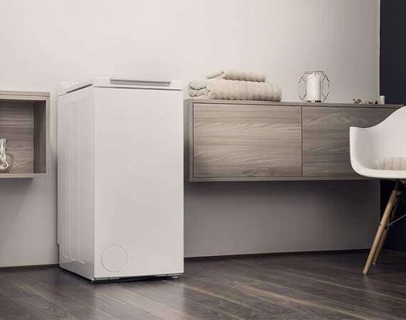 Die Bauknecht WAT Prime 752 Di Waschmaschine fasst 7 Kilogramm Wäsche