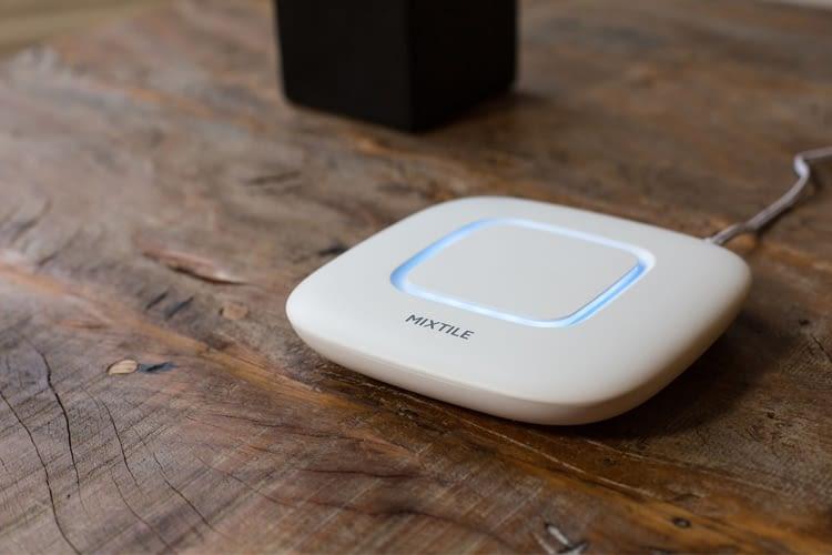 Der Mixtile Hub ist unabhängig von Internet und Strom