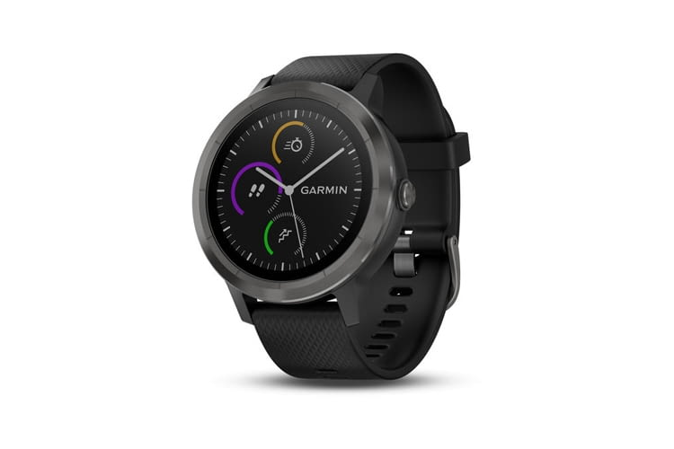 garmin v voactive 3 fitness smartwatch im test berblick. Black Bedroom Furniture Sets. Home Design Ideas