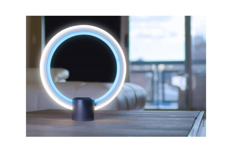 c by ge Smart Lamp mit Amazon Alexa